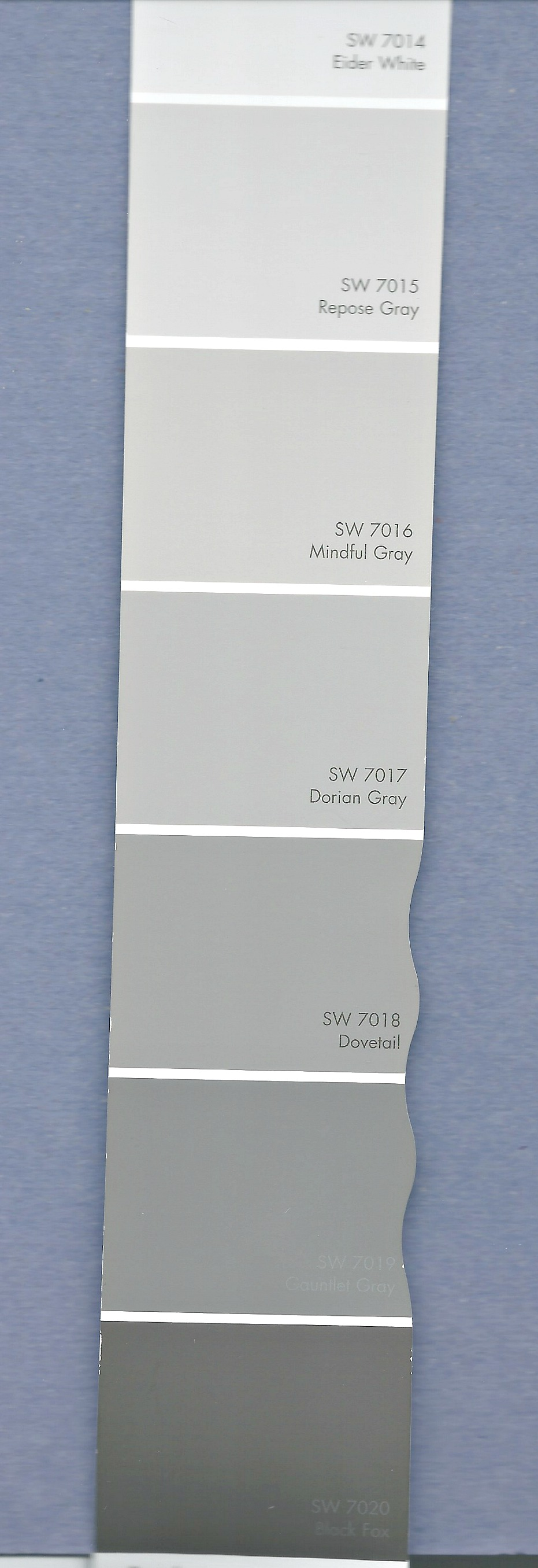 Sherwin Williams Passive Paint Foyer Colors Repose